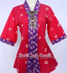 BATIK JUMPUTAN MODEL BAJU KARTINI