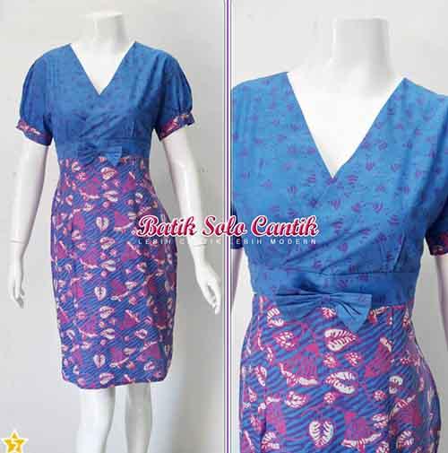 DRESS BATIK SOLO ANDINE