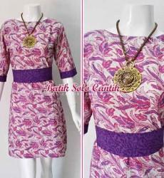 dress batik opnaisel