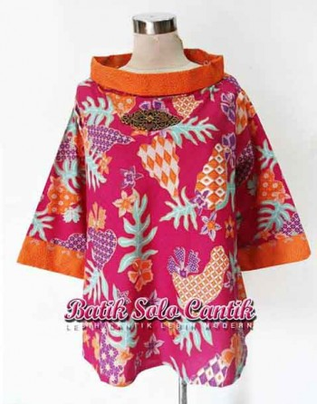 Model Baju Batik Untuk Orang Gemuk Daniyanti Com